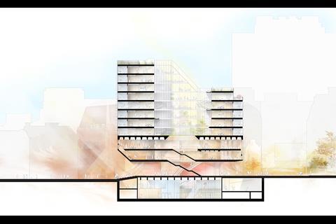 Team E - LSE Paul Marshall Building